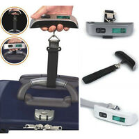 50kg Handheld Electronic Digital Luggage Scale Weighing Suitcase Travel Portable