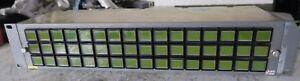 Evertz cp2048a router matrix panel