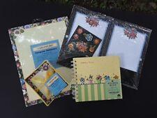 Mary Engelbreit Me Royalty Stationery Portfolio Address Book Memo Tray Set