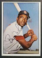 Bill White RARE Signed 1978 TCMA 1960's #12 CARD AUTO Phillies - 1964 Cardinals