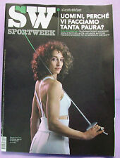 SPORTWEEK N.19 - maggio 2014 [Elisa Di Francisca]