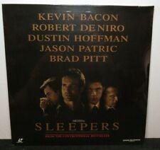 SLEEPERS KEVIN BACON BRAD PITT ROBERT DE NIOR NEW SEALED WIDESCREEN LASER DISC