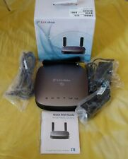 US Cellular ZTE MF275U MF275 Router with Voice 4G LTE Hotspot Bundled w Extras