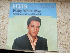 Elvis Presley single Milky White Way RCA Victor 470652