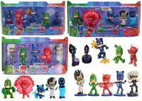 PJ Masks 5 Pack Figures Set Ages 3+ Toy Play Catboy Owlette Gekko Romeo Ninja