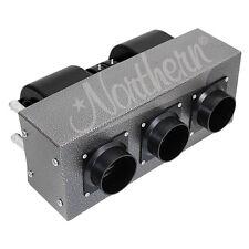 Northern AH24545 24 Volt High-Output Compact Auxiliary Cab Heater 30,000 BTU