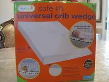 DexBaby Safe Lift Universal Crib Wedge and Sleep Positioner for Baby Mattress,