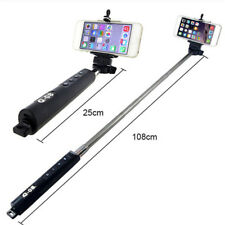 Bluetooth Extendable Handheld Selfie Stick Monopod With Zoom for Android iPhone