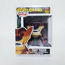 Crash Bandicoot #533 Tiny Tiger Funko Pop Vinyl