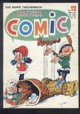 KAUKA COMIC Nr.12 von 1970 Jo-Jo, Lilli, die blauen Boys - TOP Z0-1 Taschenbuch