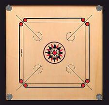 Professional Carrom Board Game Full Size With 24 Coins, 1 Striker + Powder