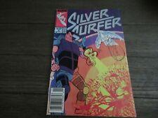 Silver Surfer #5 , vol. 3 /  1987 Marvel Comics  NEWSSTAND
