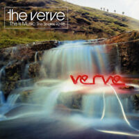THE VERVE ( NEW SEALED CD ) THIS IS MUSIC THE SINGLES GREATEST HITS VERY BEST OF