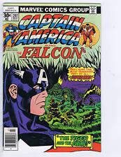 Captain America #207 Marvel 1977