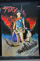Arion Japanese Anime Movie Program Pamphlet 1986