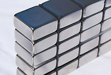 20 piece 10mm X 20mm x 20mm square MAGNETS N45 Grade Neodymium - US SELLER
