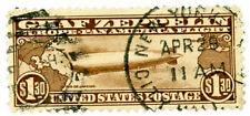 Scott # C14 $1.30 Graf Zeppelin VF Used