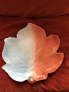 Royal Winton Autumn Leaf Serving / Cake Plate. 11.5 inches