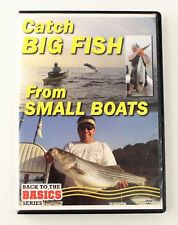 Catch Big Fish from Small Boats - Back to Basics Series Dvd 2005