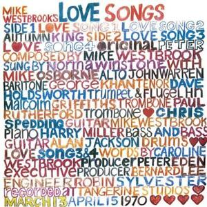 The Mike Westbrook Concert Band - Love Songs         1970  HE70001  VINYL LP
