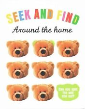 Around the Home (Seek and Find) (Seek & Find), Roger Priddy, New Book