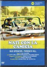 NATI CON LA CAMICIA (1983) Bud Spencer Terence Hill - DVD NUOVO