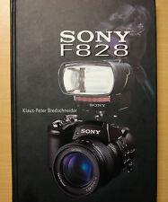 Sony DSC-F828 Das Buch zur Kamera Anleitung Kaufberatung Zubehör Technik Buch
