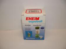 Eheim 4020080 Aquaball Filtre Upgrade Kit. y compris les mousses.