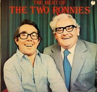 THE TWO RONNIES the best of TRA 328 A1/B1 1st press uk transatlantic LP PS EX/EX