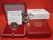 2013 MONACO BE 2 EURO PP 20 JAHRE UNO 10 000 EXAMPLARE