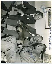 Dizzy Dean Jsa Certed Signed Original 8x10 Photo Autograph