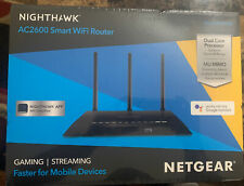 NETGEAR Nighthawk AC2600 Smart WiFi Router (R7450-100NAS) - BRAND NEW