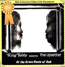"KING TUBBY MEETS THE UPSETTER ""45th Anniversary Edition LP""  (STU 16LP 001-R)"