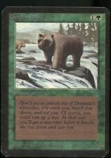 Grizzly Bears ALPHA 1993 Magic the Gathering MTG