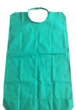 PACK OF 50 X NEW DENTAL MATERIAL GREEN CLOTH PATIENT DRAPE FREE SHIPPING