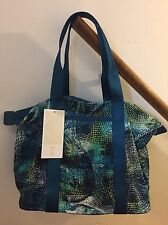 NWT Lululemon 2016 SEAWHEEZE Sunset Festival All Day Asana Tote Bag - READ SHIP