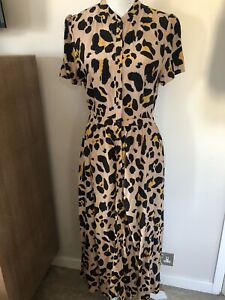 somerset by alice temperley Animal Print Dress Size 10