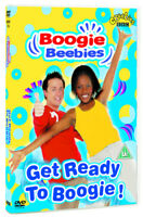 Boogie Beebies: Get Ready to Boogie! DVD (2005) cert U ***NEW*** Amazing Value