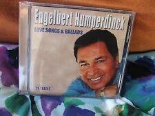 "Engelbert Humperdinck ""Love Songs & Ballads"" CD +As Time Goes By/Stardust"