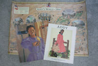 American Girl Collection ADDY'S WORLD (Retired) 1864 Posters Hanging Wall Decor