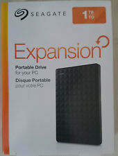 SEAGATE Expansion 1To - Disque dur externe NEUF !!! (STEA1000400)