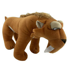New ICE AGE Continental Drift Diego Plush Toy Factory Doll Sabertooth Tiger 13""