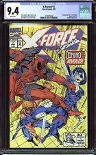 X-Force 11 CGC 9.4