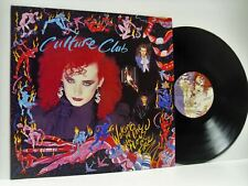 CULTURE CLUB waking up with the house on fire (1st uk pressing) LP EX+/EX V 2330