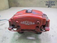 09-11 JAGUAR XF X250 4.2L SUPERCHARGED REAR RIGHT BRAKE CALIPER RED OEM
