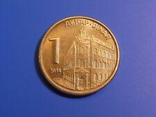 New listing Serbia Dinar, 2014