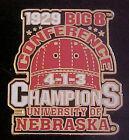 NEBRASKA CORNHUSKERS 1929 BIG 8 CONF CHAMPIONS WILLABEE & WARD COMM SERIES PIN