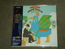 Stan Getz Presents Jimmie Rowles The Peacocks Japan Mini LP