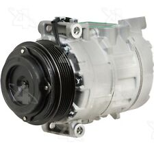 For Land Rover Range Sport Rover New A/C Compressor with Clutch Four Seasons