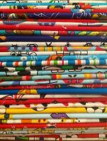 15 Fat Quarters Bundle CHILDRENS BOYS  Fabric Offcuts STOCK CLRARANCE Remnants